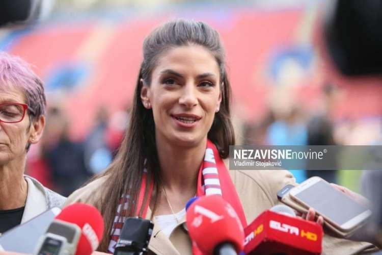 Ivana Španović u Banjaluci: Ne odustajte, snovi mogu da postanu realnost
