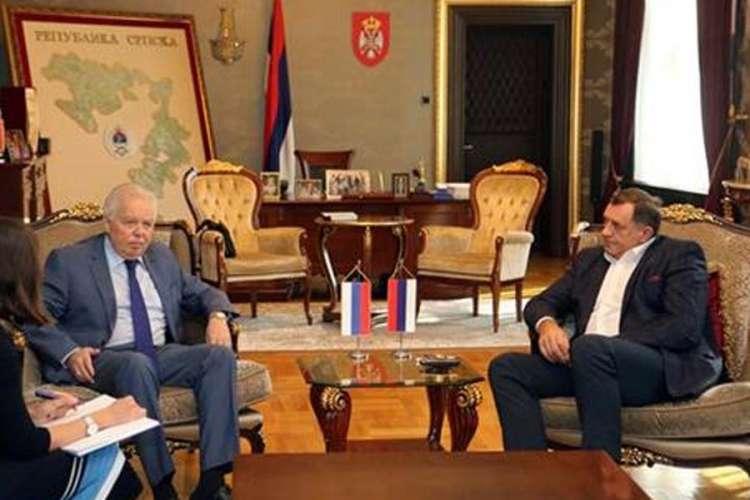 Dodik-Ivancov: Uskoro formiranje vlasti na svim nivoima