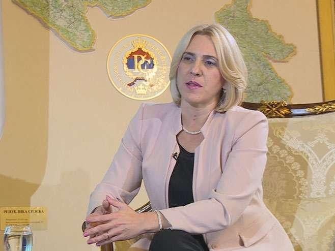 Premijerka Srpske sa ambasadorom Švedske