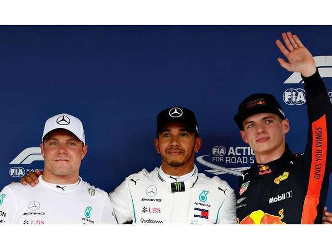 Hamilton osvojio pol poziciju u Јapanu