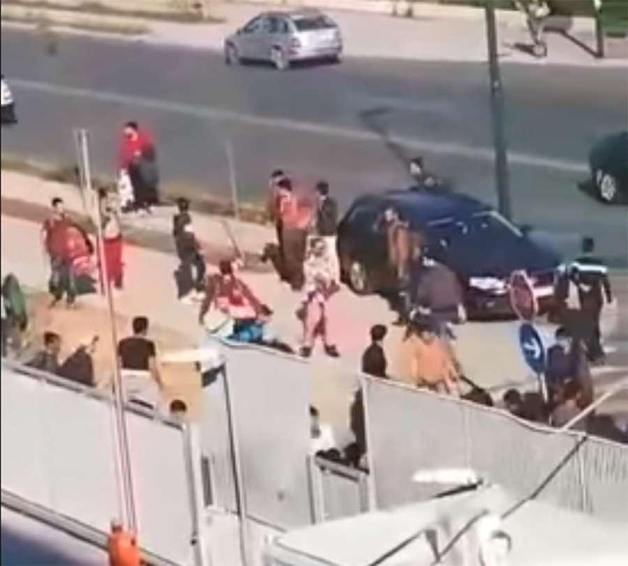 """""""ODJEDNOM NASTAO HAOS"""" Izbila masovna tuča 30 migranata u Sarajevu, ima povrijeđenih (VIDEO)"""