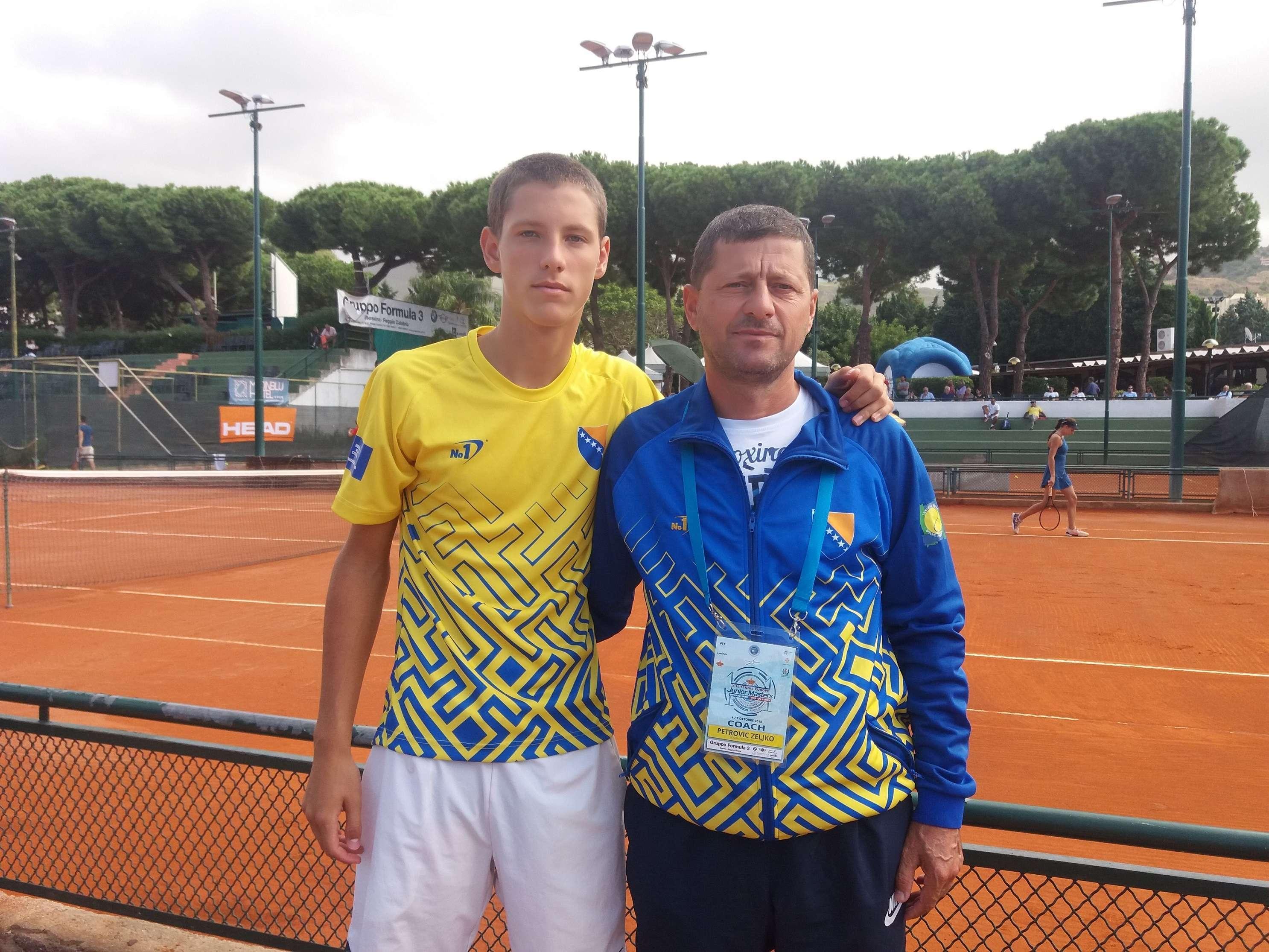 Petrović 7. na tennis race evropskoj listi za 2018 godinu
