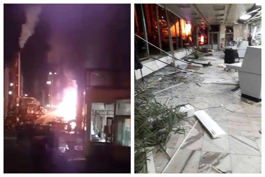 Rezultata istrage još nema nakon požara u Brodu: Visok pritisak moguć uzrok pucanja cijevi i eksplozije