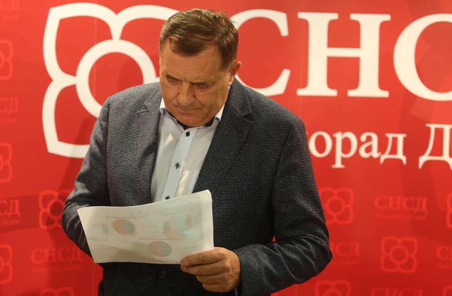 Dodik: Neću podržati tužbu BiH protiv Hrvatske