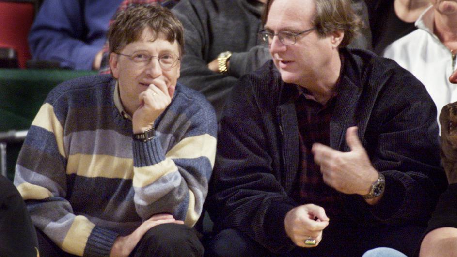 Bolovao od raka: Umro je Paul Allen, suosnivač Microsofta