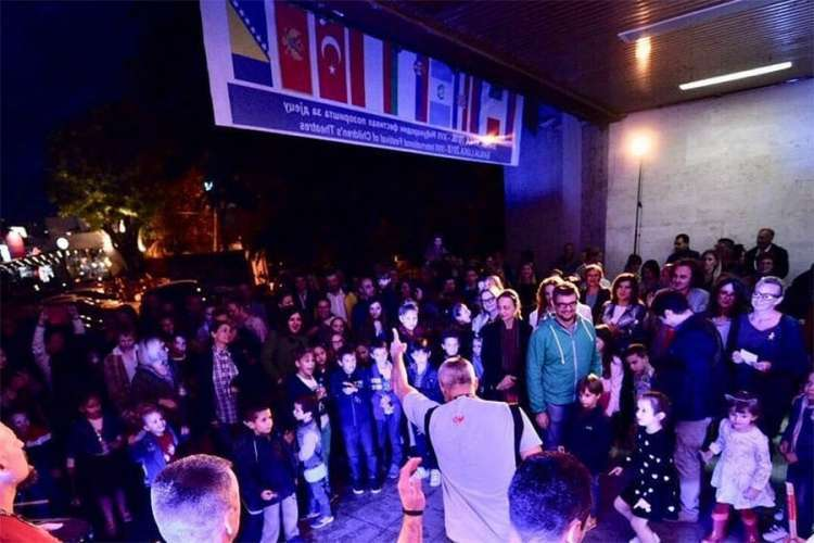 Otvoren Međunarodni festival pozorišta za djecu Banjaluka 2018