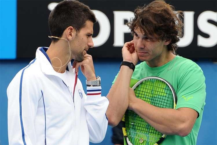 Novak i Rafa otvaraju novu sezonu u Saudijskoj Arabiji