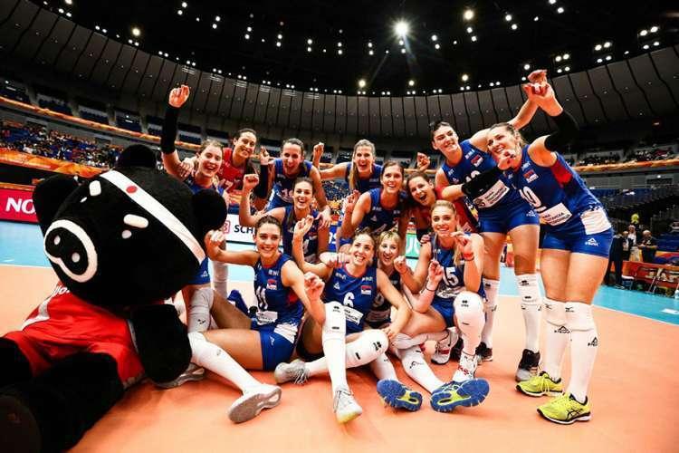 Odbojkašice ispisale istoriju – Srbija je svjetski prvak!