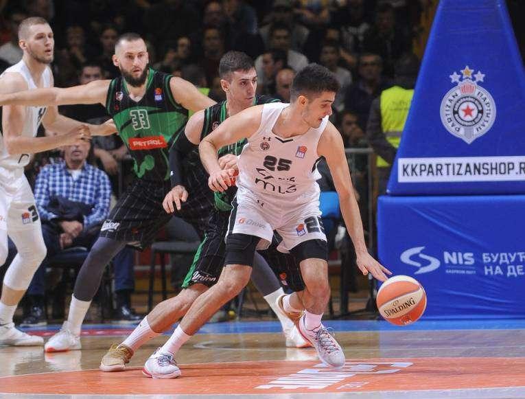 ABA: Partizan nakon drame savladao Olimpiju!