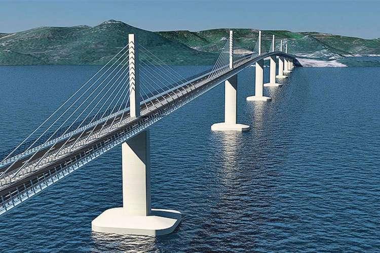 Iz Brisela poručuju: Pelješki most će biti sagrađen sviđalo se to Komšiću ili ne