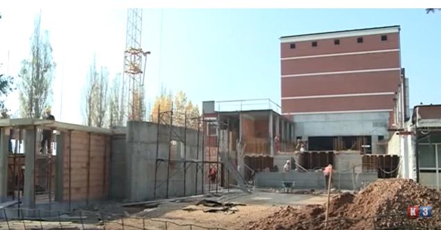 Istočno Sarajevo: Izgradnja pozorišta ide planiranom dinamikom (VIDEO)
