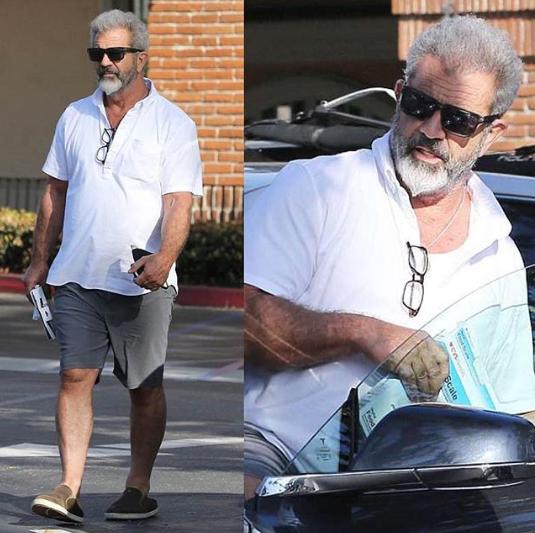 Mel Gibson otkrio kako je izgubio 14 kilograma za dva mjeseca