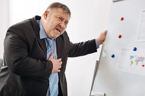 Nestabilna težina uzrokuje srčani ili moždani udar