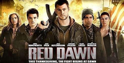 Crvena zora / Red Dawn, 13.10. – 22:40