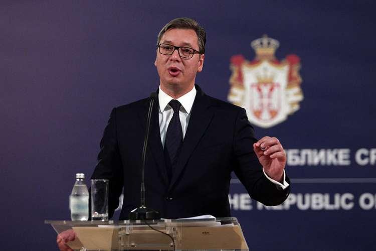 Vučić uvjeren: Biće uspešna saradnja sa novim vlastima BiH