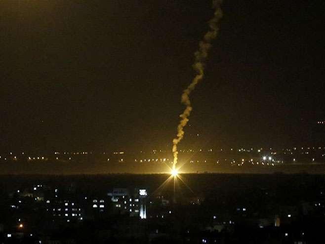 Palestinci ispalili 300 raketa, Izrael pokreće vojsku prema Pojasu Gaze (VIDEO)