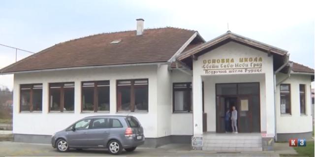 Novi Grad: Donacija školi u Rudicama (VIDEO)