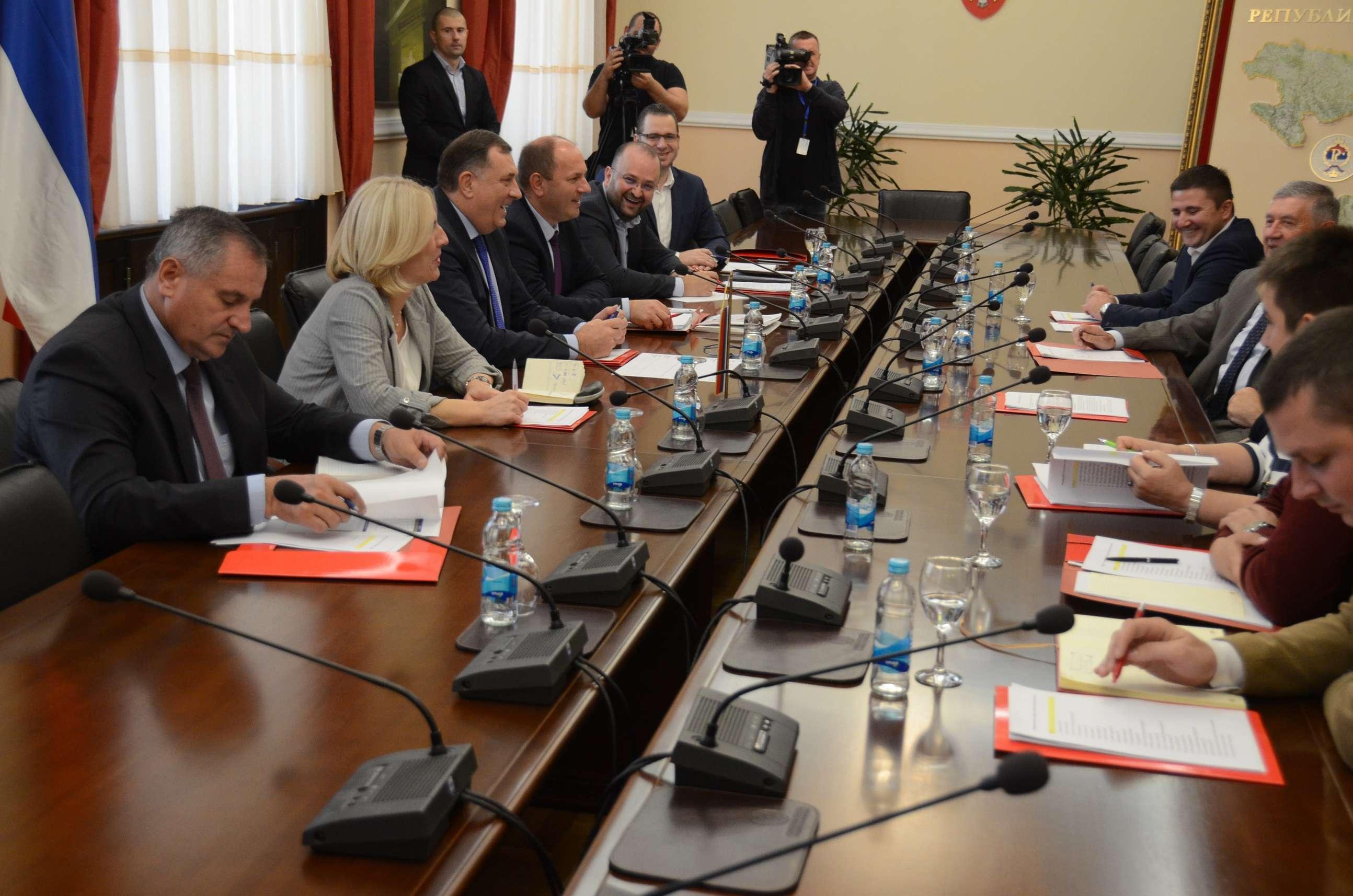 Izvršni komitet SNSD-a: Višković mandatar