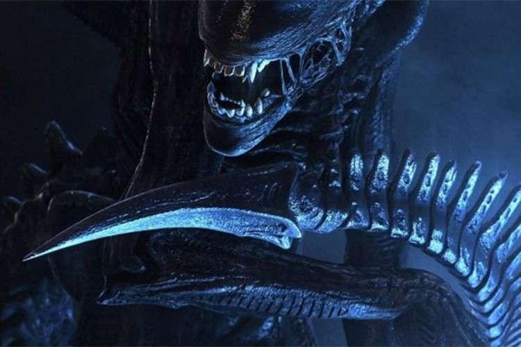 Nova Alien igra na pomolu?