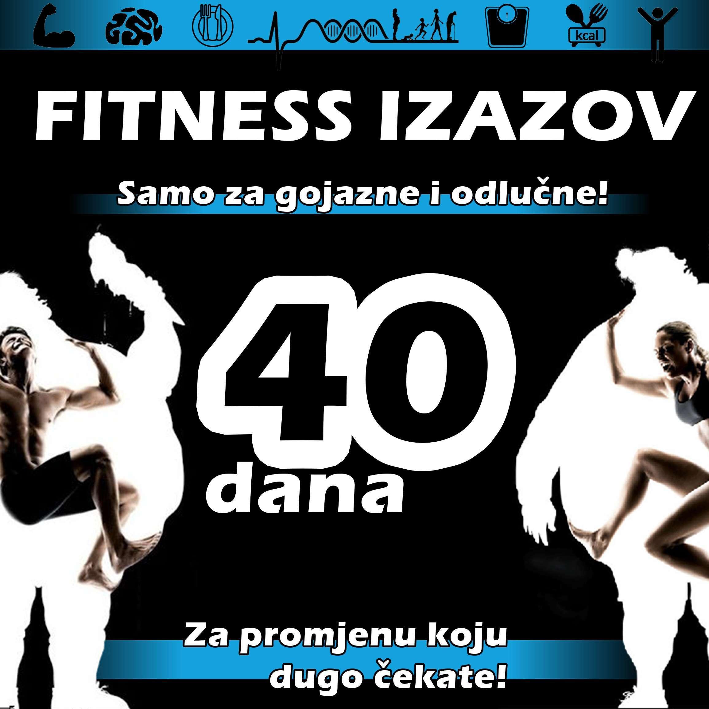 Prihvati Fitnes izazov