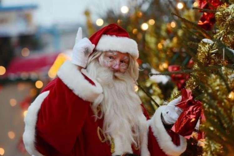 Protesti za i protiv Djeda Mraza u Holandiji