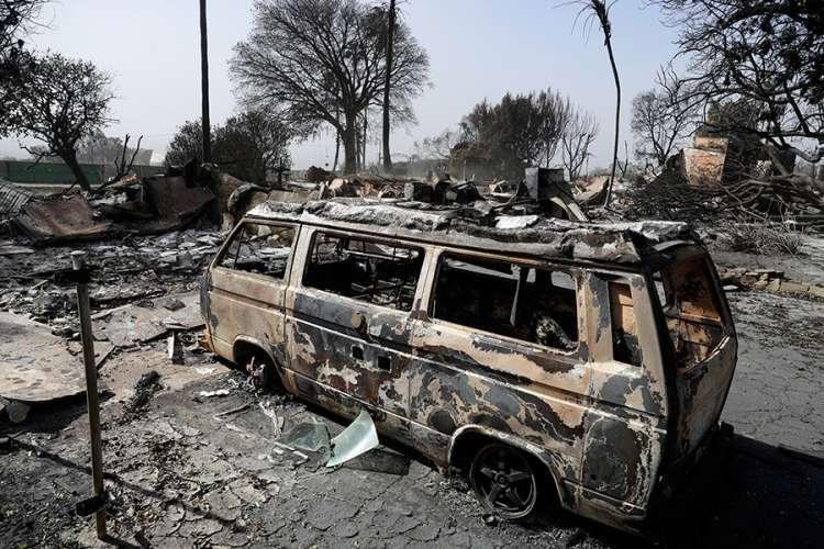 Najsmrtonosniji požar u istoriji Kalifornije, 42 žrtve (VIDEO)