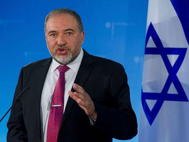 Ministar odbrane Izraela Avigdor Liberman podnio ostavku