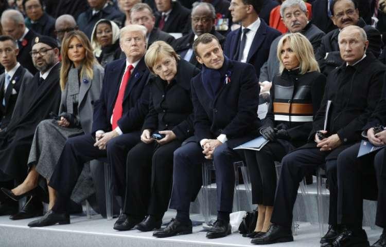 Tači u Parizu smješten iza Putina: Pojedini gosti nezadovoljni rasporedom?