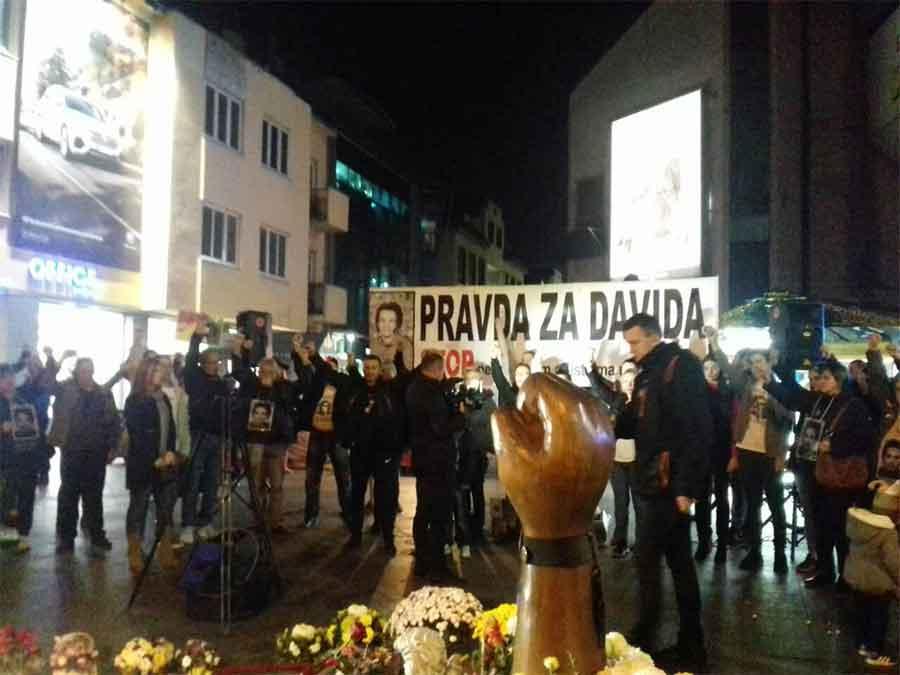 Davor Dragičević o dešavanjima oko PRAVDE ZA DAVIDA: Svakom neka bude na savjesti ono što je uradio