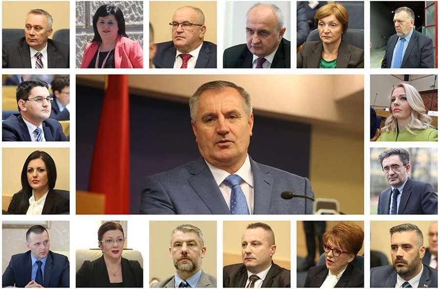 Ovo je 16 ljudi od povjerenja Radovana Viškovića (VIDEO)