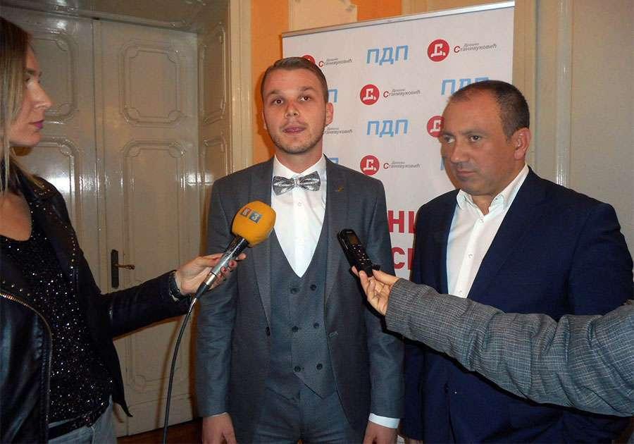 Stanivuković kandidat za gradonačelnika Banjaluke na narednim lokalnim izborima (VIDEO)