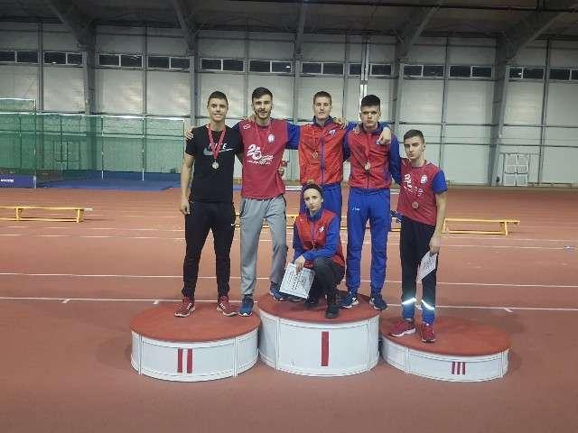 8 medalja i državni rekord BiH za Prnjavor