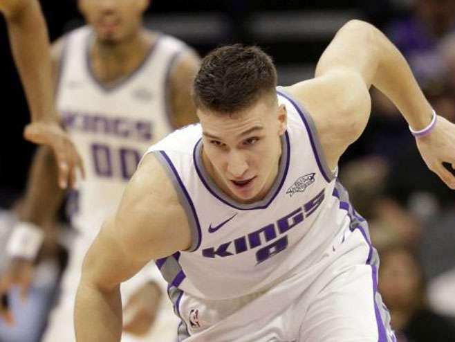 Veoma skroman učinak srpskih košarkaša u NBA