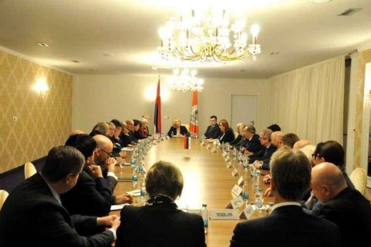 Cvijanović: Prioriteti Srpske ostaju stabilnost i ekonomski napredak