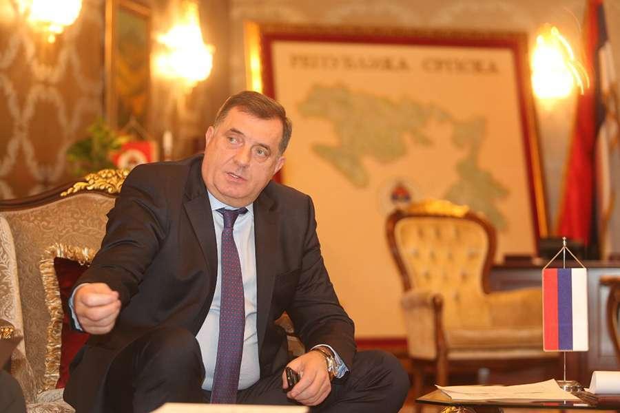 Dodik: Visoki predstavnici su napravili kaljugu iz koje će se BiH teško izvući (VIDEO)