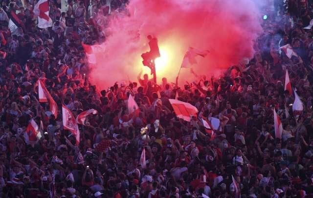 Veliki incidenti na proslavi titule u Buenos Ajresu