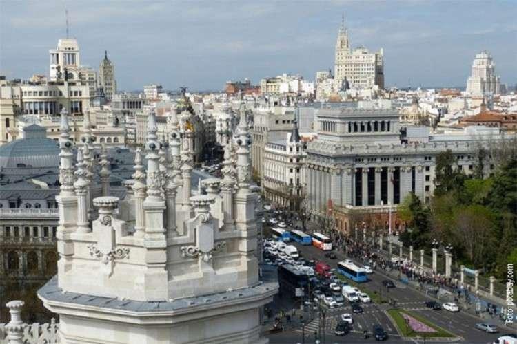 Centar Madrida bez automobila koji zagađuju atmosferu