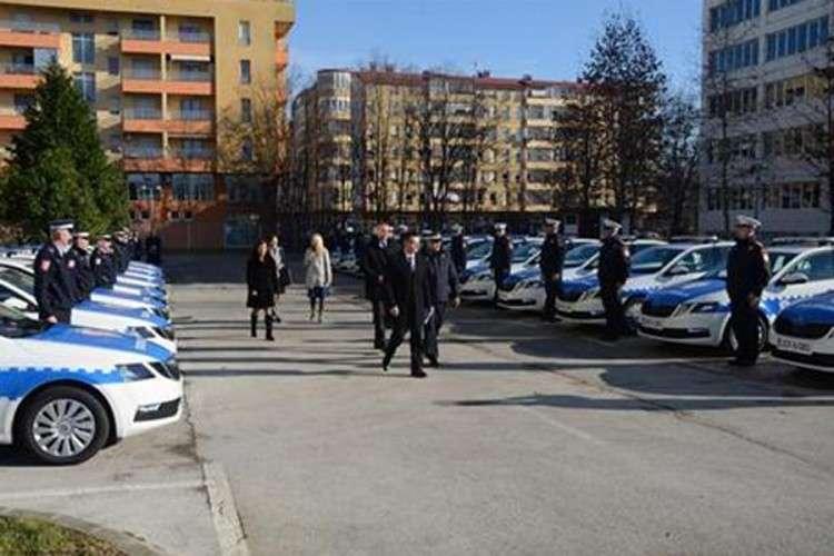 MUP Srpske dobio nova vozila