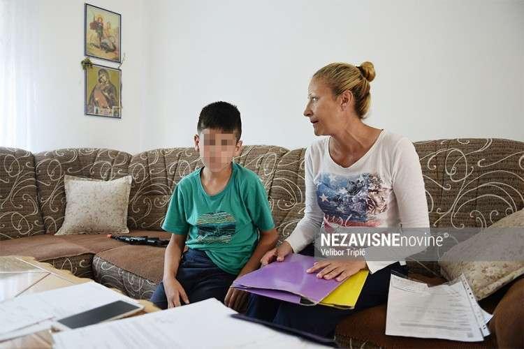 Teško oboljelima Snježani Plavšić i njenom sinu potrebna pomoć