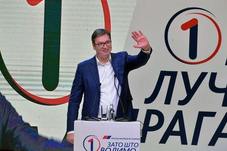 Vučić: Kosovo mi je noćna mora, sa tim ležem, sa tim se budim