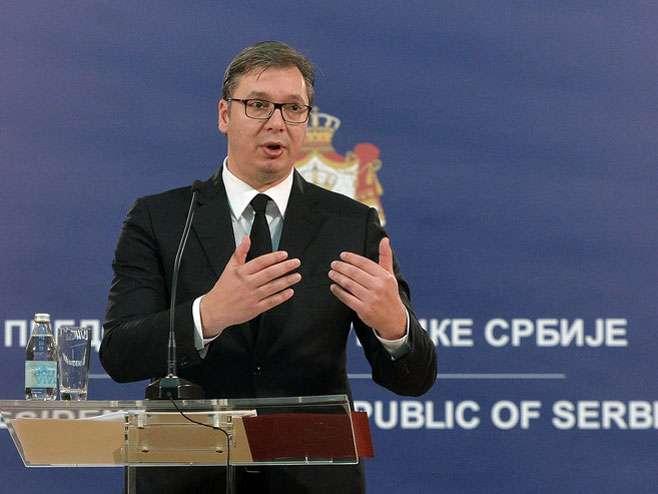 Vučić: Postignuti značajni sporazumi sa Rusijom, najvažniji o gasu (VIDEO)