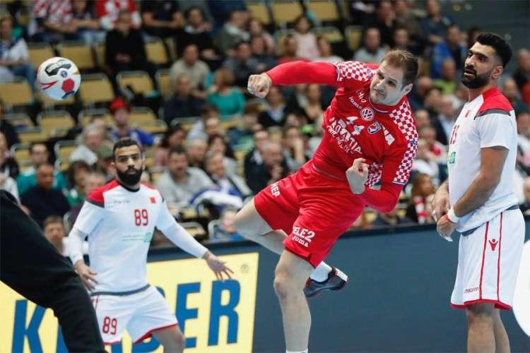 Hrvatska uvjerljiva protiv Bahreina, Štrlekovih 11 golova