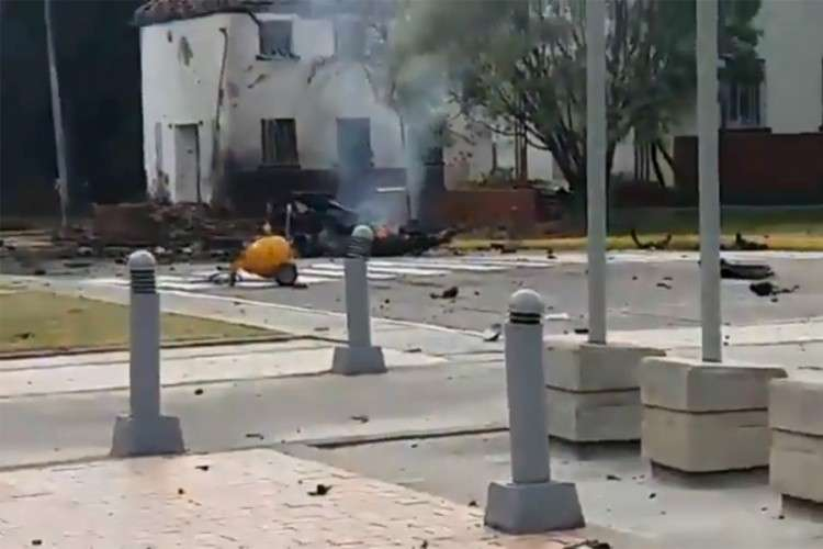 Kolumbija: U eksploziji ispred policijske škole najmanje 20 mrtvih