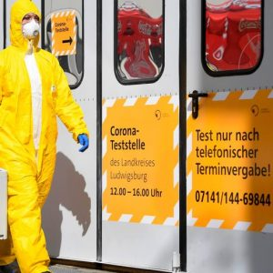 U Njemačkoj registrovano 1.330 novih infekcija