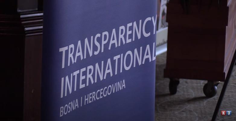 TI BiH: Nove afere u pravosuđu produbljuju nepovjerenje javnosti