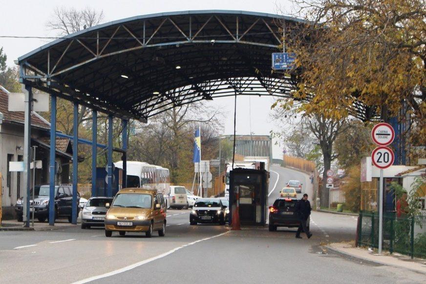 Pojačana frekvencija vozila na izlazu iz BiH na ovim graničnim prelazima