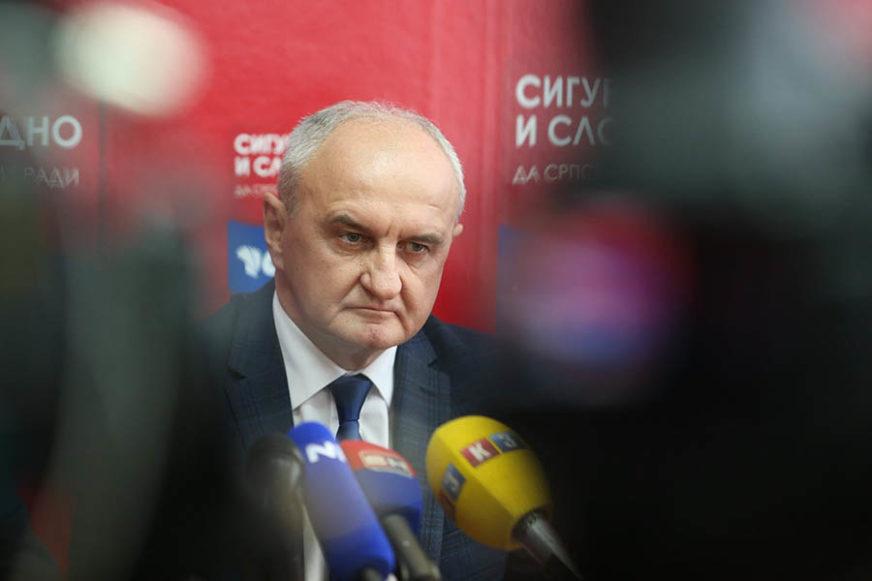 Đokić: Hapšenje Lukića nema veze sa politikom, nadležni organi da rade svoj posao
