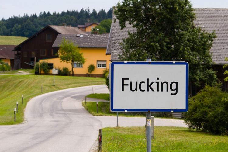 Kultno mjesto Fucking u Austriji mijenja ime