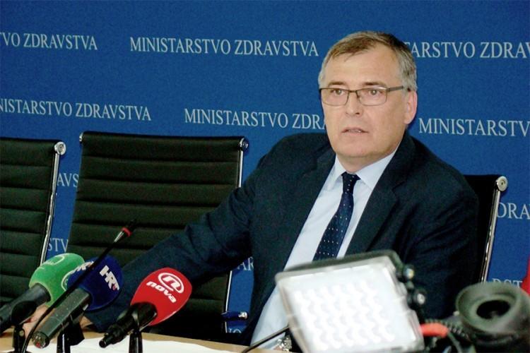 Capak: Kazne za nepridržavanje mjera između 100 i 200 evra