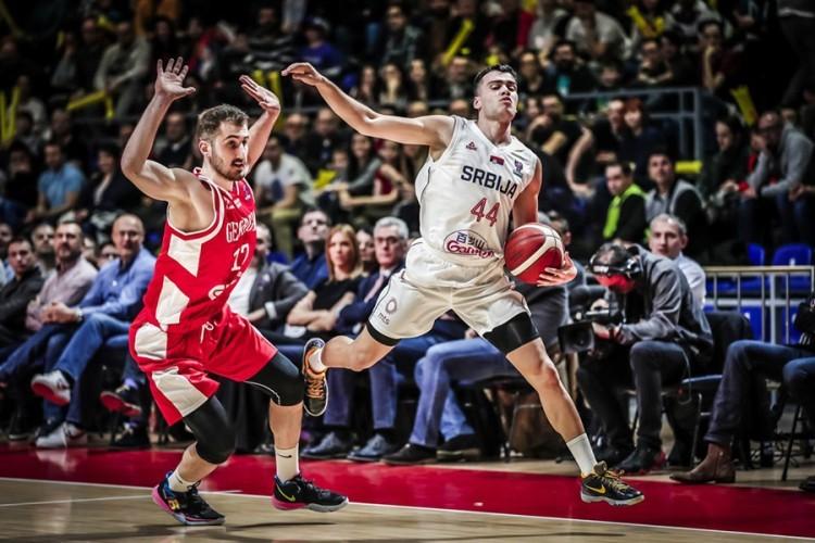 Košarkaši Srbije danas protiv Švajcarske